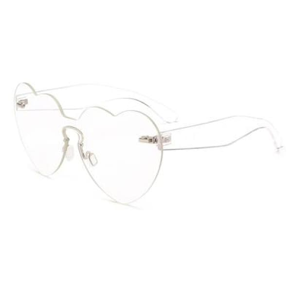 Sunglasses Drag Trixie (9 colors) Clear Sunglasses