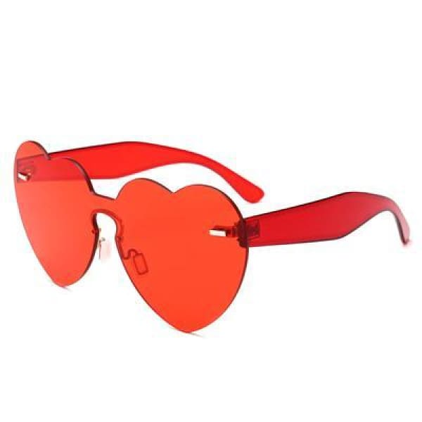 Sunglasses Drag Trixie (9 colors) Red Sunglasses