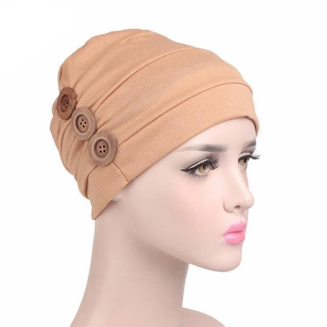 Turban Drag Garage (6 Colors) Khaki Turban