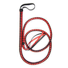 Load image into Gallery viewer, Whip Drag Rider (5 Colors) Black and Red Whip