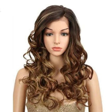 Load image into Gallery viewer, Wig Queen Lucrezia Brown / 22inches Wig