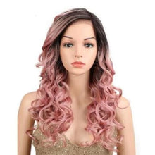 Load image into Gallery viewer, Wig Queen Lucrezia Pink / 22inches Wig