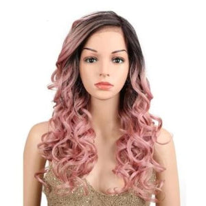 Wig Queen Lucrezia Pink / 22inches Wig