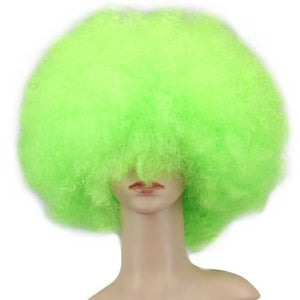 Wig Queen Pride (12 Variants) Green Wig