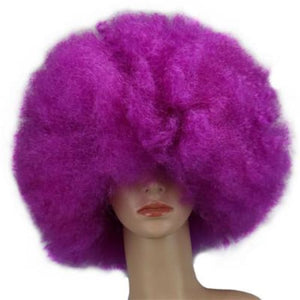 Wig Queen Pride (12 Variants) Purple Wig