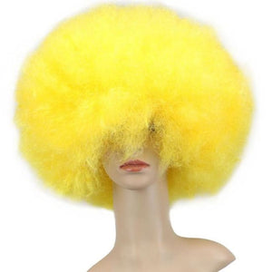 Wig Queen Pride (12 Variants) Yellow Wig
