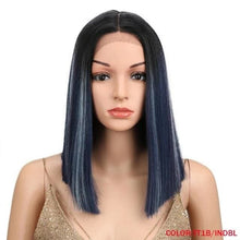 Load image into Gallery viewer, Wig Queen Saturn (5 Colors) TT1B-INDBL / 14inches Wig
