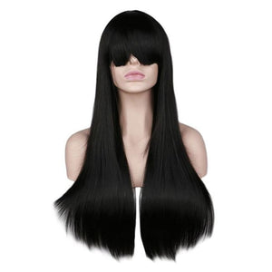 Wig Queen Sumatra (6 Colors) Black / 26 inches Wig