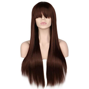 Wig Queen Sumatra (6 Colors) Dark Brown / 26 inches Wig