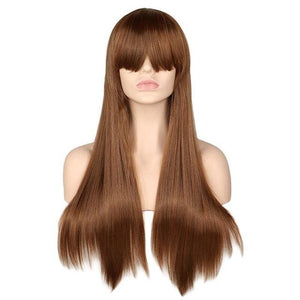 Wig Queen Sumatra (6 Colors) Light Brown / 26 inches Wig