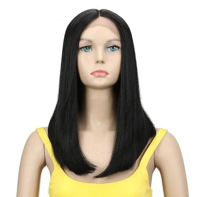 Wig Queen Summer (3 Colors) Black Wig