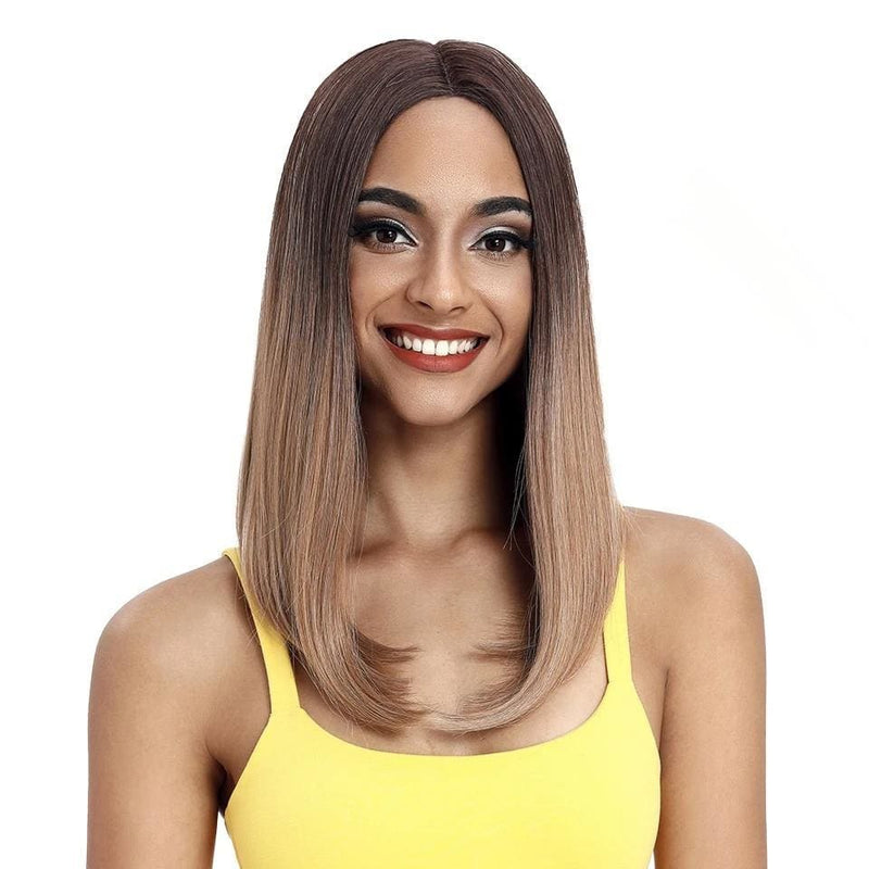 Wig Queen Summer (3 Colors) Ombre Blonde Wig