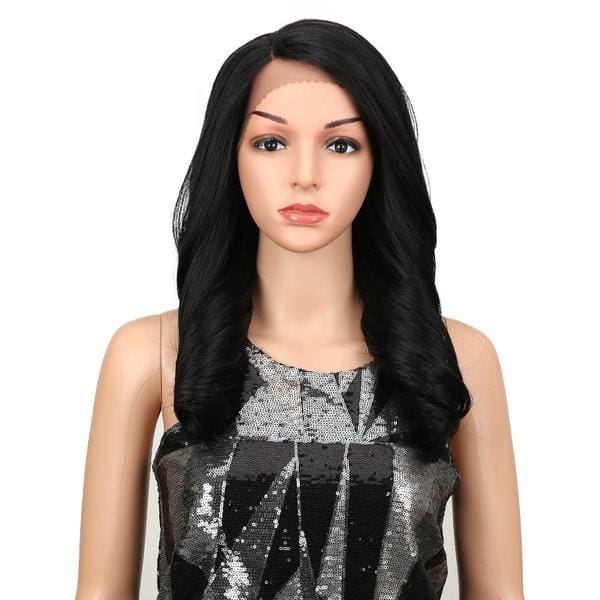 Wig Queen Surinam (3 Colors) Black Wig