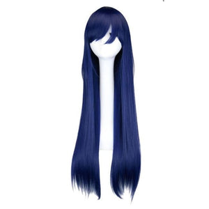 Wig Queen Xuxa (8 Colors) Blue Wig