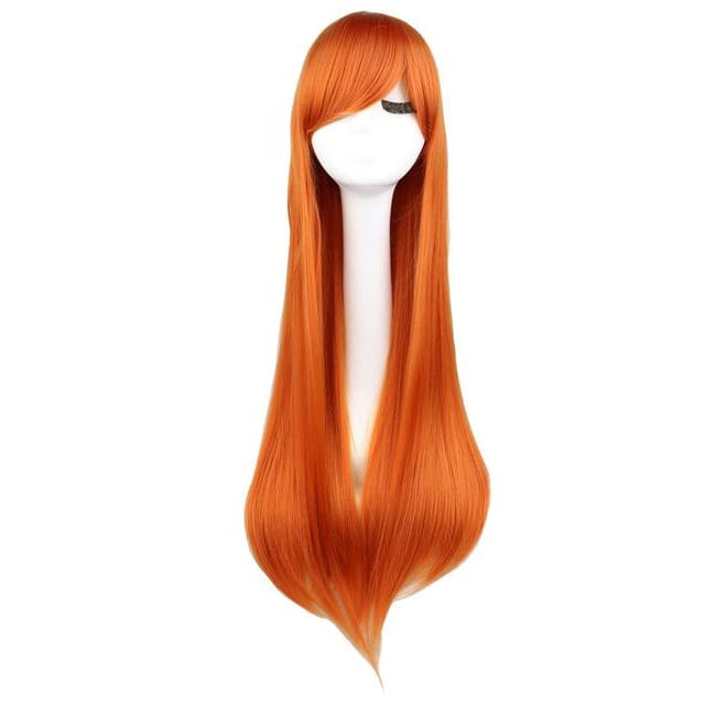 Wig Queen Xuxa (8 Colors) Orange Wig