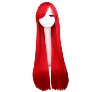 Wig Queen Xuxa (8 Colors) Red Wig