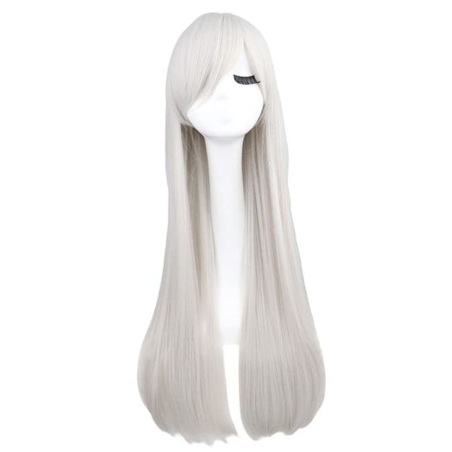 Wig Queen Xuxa (8 Colors) Silver Grey Wig