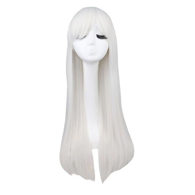Wig Queen Xuxa (8 Colors) White Wig