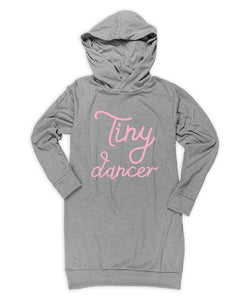 'Tiny Dancer' Hoodie Dress