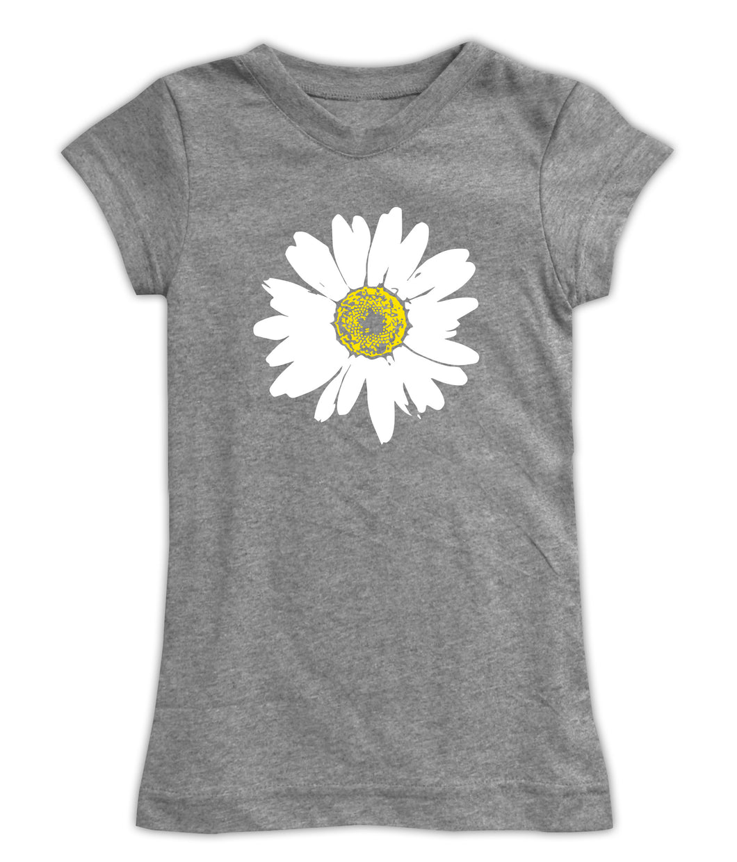 Giant Daisy Fitted Tee