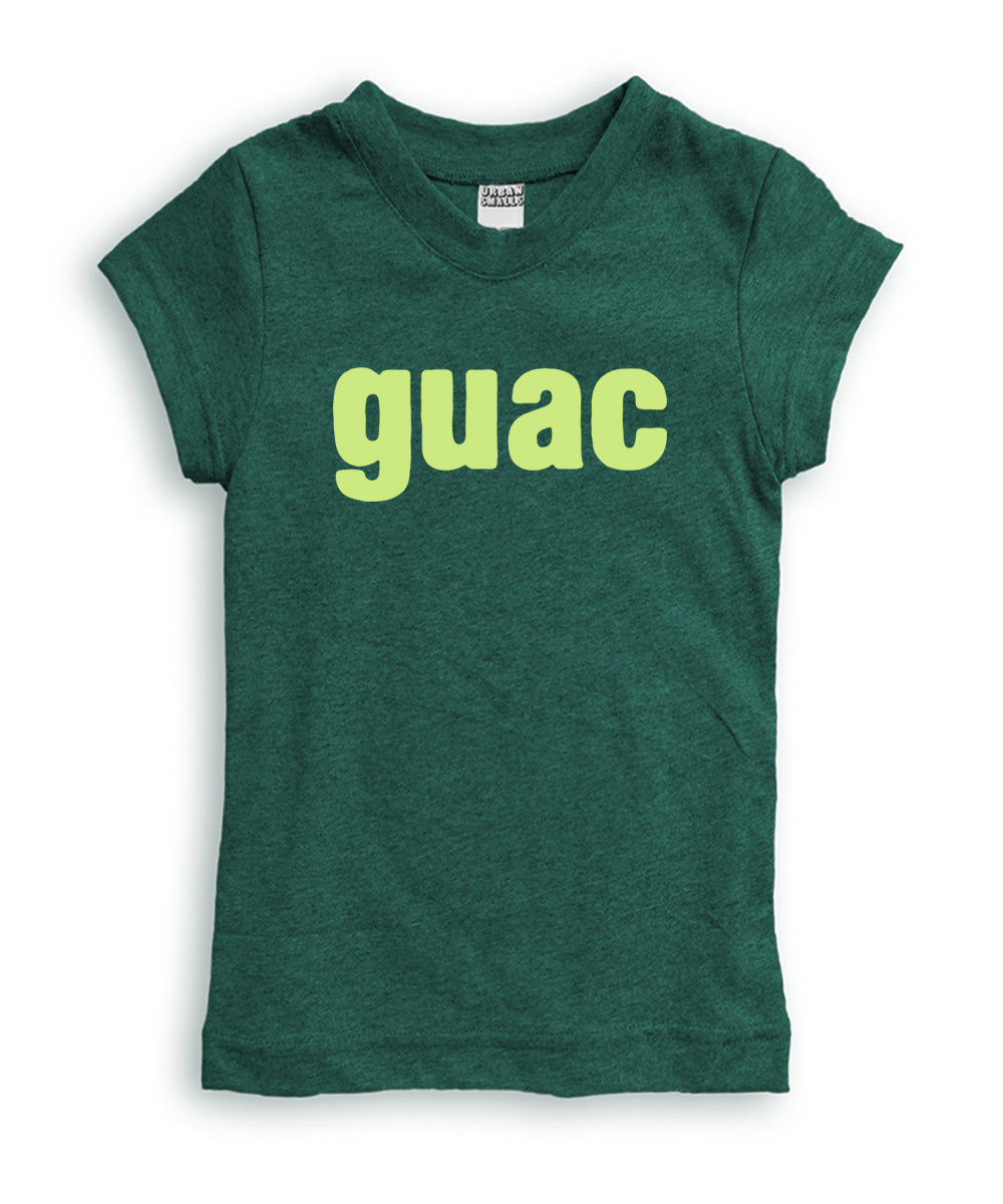 'Guac' BFF & Siblings Fitted Tee