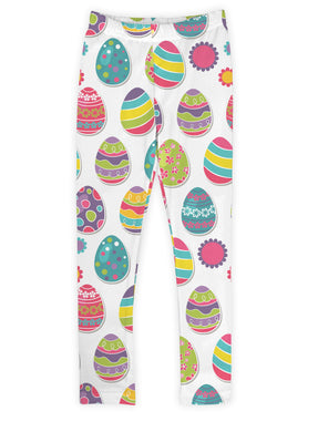 Rainbow Easter Egg Leggings