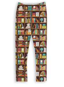 Library Book Leggings