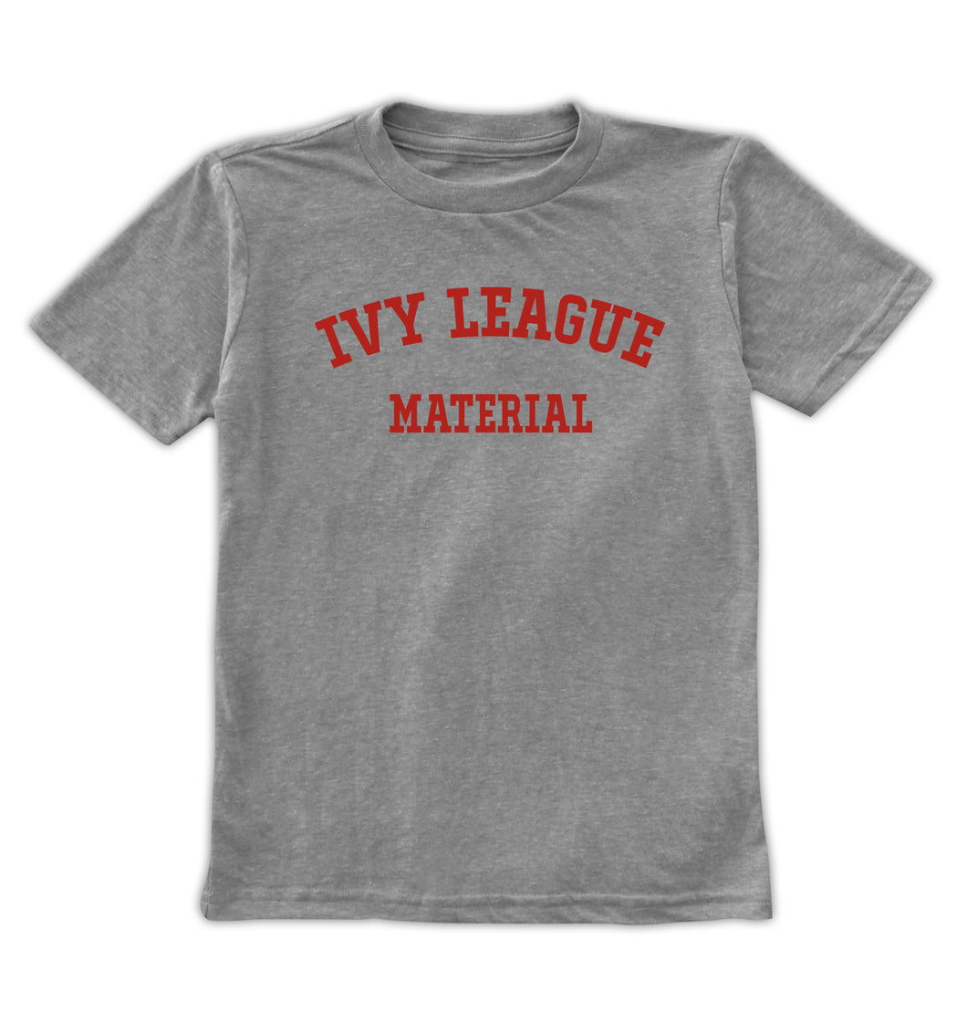 'Ivy League Material' Tee