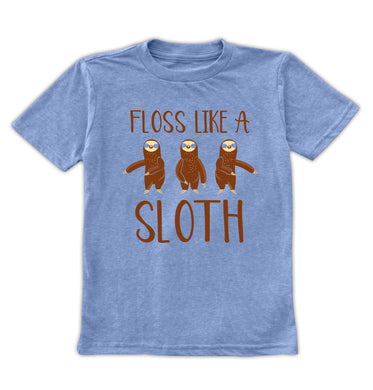 'Floss like a Sloth' Tee