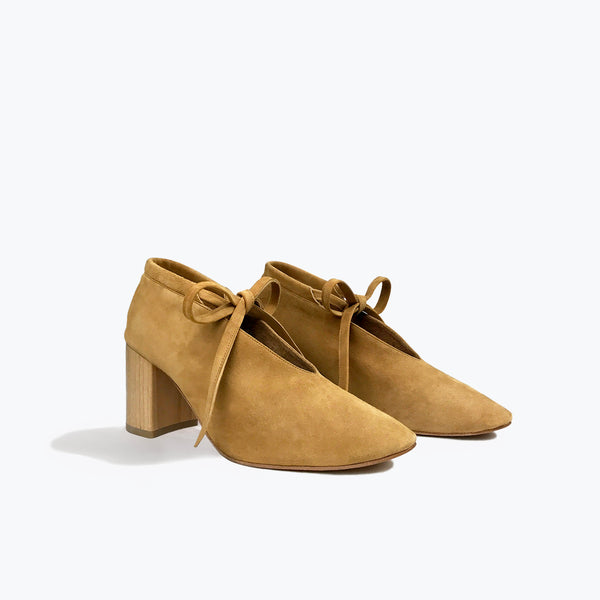 PCH Bootie <span>Camel Goat Suede</span>