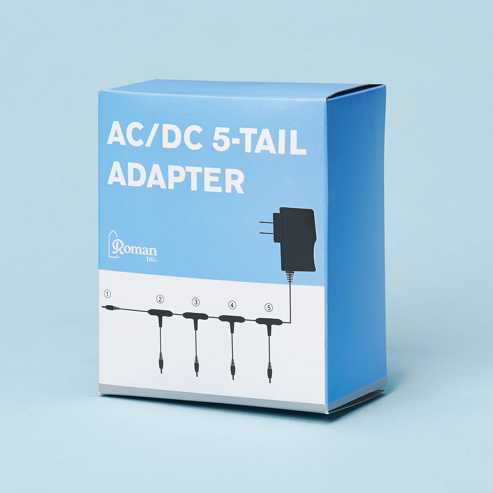 AC/DC 5 Tail Adapter