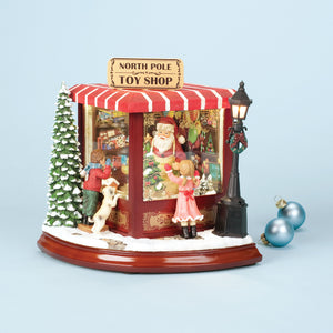 North Pole Toy Shop