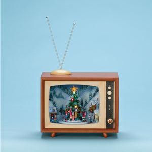 Mini TV Carolers