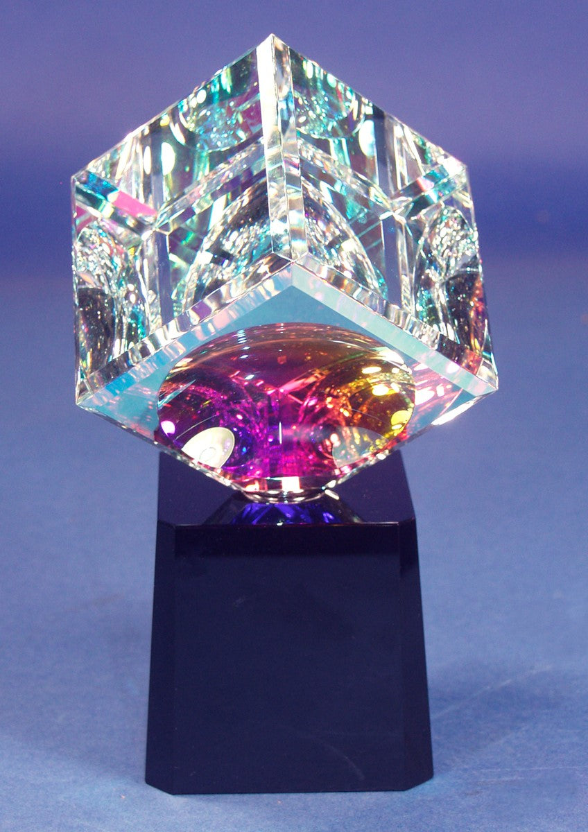 Rotating Crystal Di-Chroic Cube / ** Please Call for Pricing