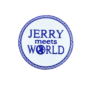 jerry meets world patch + summer, digital ep