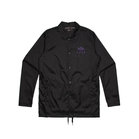 idle coaches jacket
