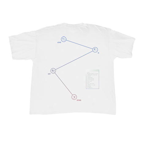 lind constellation tee ii
