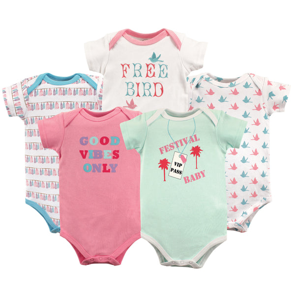 Mixed Items & Lots Baby Girl Bodysuits