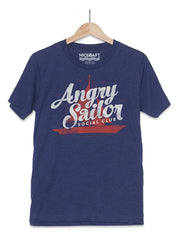 Angry Sailor Social Club T-Shirt