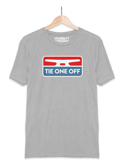Lake Life Shirts | Tie One Off T-Shirt - Nice Aft