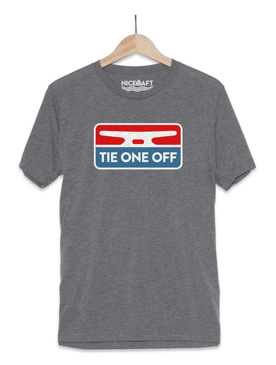 Lake Life Shirts | Tie One Off T-Shirt