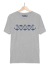 Vintage Anchor Pattern T-Shirt