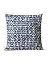 Anchor Pattern Accent Pillow