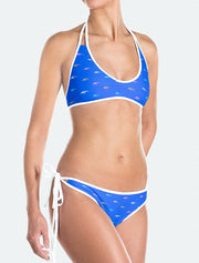 Lake Bikini Bottom | Reversible bikinis for the lake