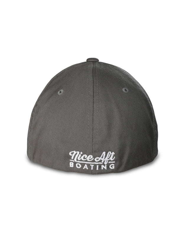 Tie One Off Boating Flexfit Hat - Nice Aft