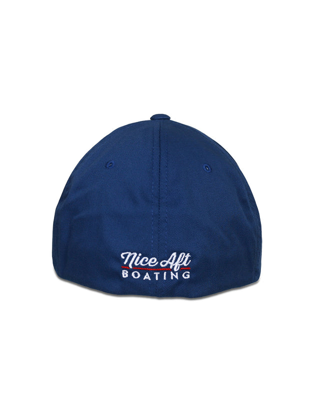 Boataholic Boating Flexfit Hat - Nice Aft