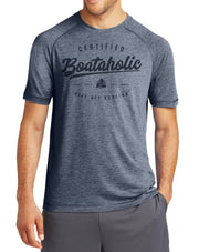 Boataholic T-Shirt | Men's Boating Shirts