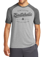 Boataholic T-Shirt | Men's Boating Shirts - Nice Aft