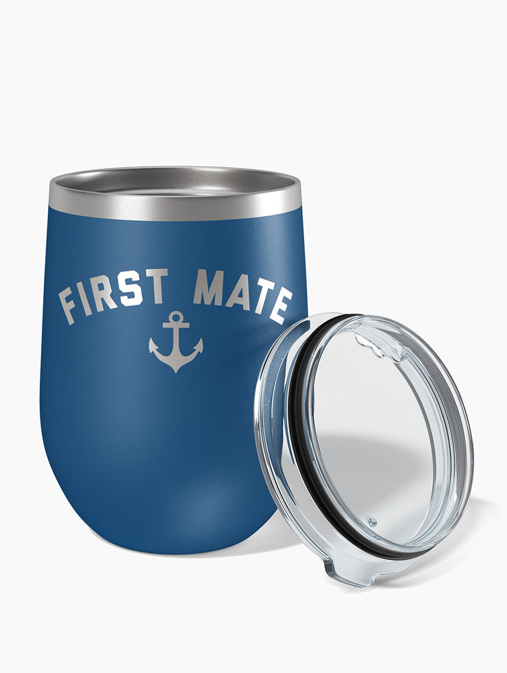 First Mate Wine Tumbler