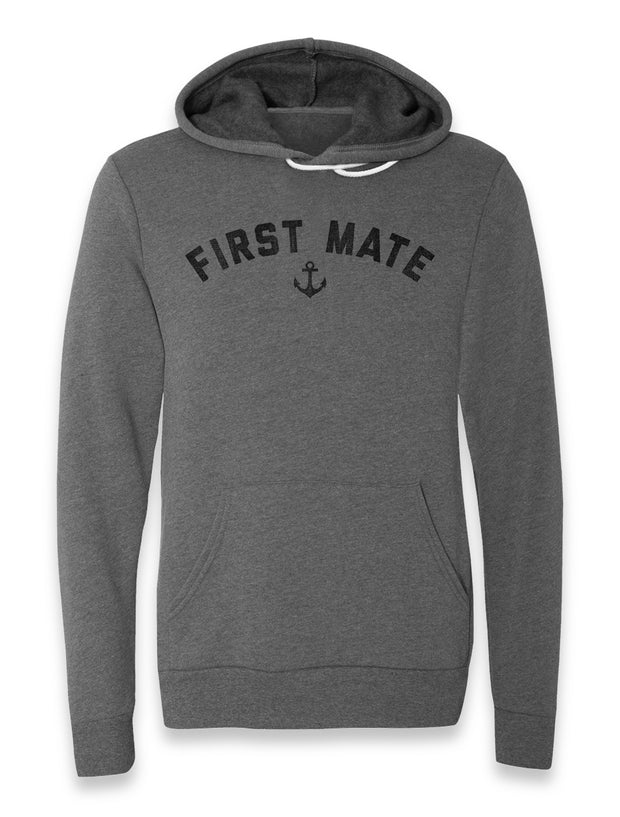 First Mate Hoodie - Nice Aft
